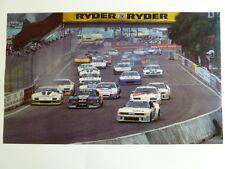 1988 Start of the IMSA GTO Miami Race Print, Picture, Poster RARE!! Awesome L@@K