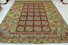 Nómadas Kelim Khale Colección ejemplar Único Alfombra Persa Oriental 4,87 x 3,42