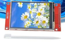Lcd Touch Panel Port Module 28 Tft 240x320 Electronic Pcb 5v Spi Interface