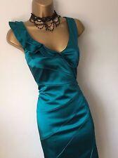 COAST paloma wiggle dress size 10 12 vgc