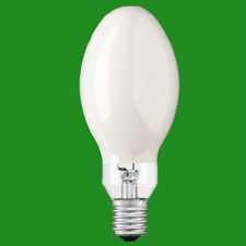 2x 500W Pearl BHPM Ballast Mercury Vapour Lamp Light Bulb GES E40 Edison Screw