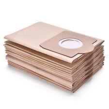 10 x Bags Bags for KARCHER WD3 WD3.5P Premium MV3 MV3P WD3.300M WD3.330M A2504