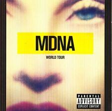 Madonna   -  MDNA world tour   live 2-cd