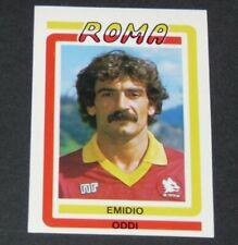 #216 ODDI GIALLOROSSI AS ROMA FOOTBALL CALCIO 1987-1988 EUROFLASH ITALIA PANINI