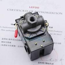 Pressure Switch Control Valve Air Compressor 90 120psi 4 Port Heavy Duty 26 Amp