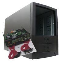 CD DVD Duplicator 1-7  Blu Ray 9 Bay case+ PC-ISO 128mb duplicator controller