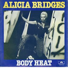 7inch ALICIA BRIDGES	body heat	HOLLAND 1978 EX+	  (S0268)
