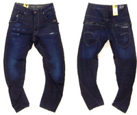 G-Star Raw NEW RILEY 3D LOOSE Tapered Jeans Blue W30 L32  *REF47-10