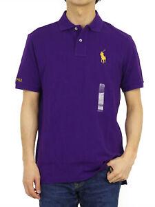 Polo Ralph Lauren Big Pony Classic Fit Short Sleeve Polo Shirt -- 5 colors --