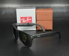 RAY BAN RB4105 601S Matte Black Crystal Green 54 mm Men's Folding Sunglasses