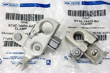 2011-2014 Ford Edge MKX Positive & Negative Battery Terminal Clamp Set OEM