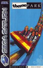 # Theme Park (con imballo originale) - SEGA SATURN gioco-TOP #
