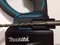 Makita strong magnetic Bit holder + Screw DHR241 DHR202 DHR165 18v SDS PLUS LXT