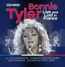 Live & Lost In France - Bonnie Tyler (2019, CD NIEUW)2 DISC SET
