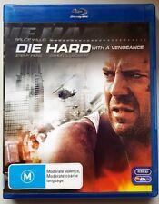 Die Hard With A Vengeance (Bruce Willis) Blu-Ray *Like New* (Region B)