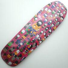 "Polar Skate Co Nick Boserio - False Prophets - 1992 Shaped Skateboard Deck 9.25"""