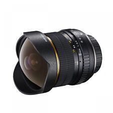 Walimex Pro 8 mm f1:3,5 Fisheye Festbrennweite manueller Fokus Nikon D7500 D5600