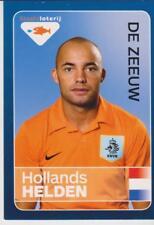 Dutch Tradingcard Hollandse Helden 2008 Demy de Zeeuw