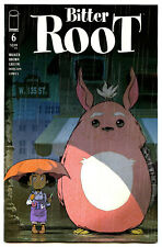 Bitter Root #6 (2020) Image NM/NM- Sanford Greene Power Comicon Variant  Totoro