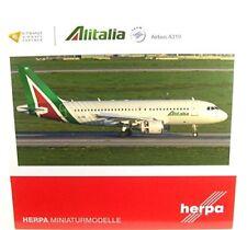 """Herpa 557962 1 200 Alitalia Airbus A319 """"isola di Ponza"""""""