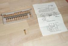 Vintage Operationsverstärker Amp K140UD8 gold Kontakte Udssr CCCP FET K140