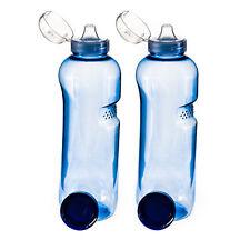2 x 0,75l Borraccia Acqua Flacone in Tritan BPA libero bottiglia Greiner SPORT