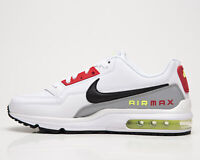 Nike Air Max 3 LTD Men's White Black Athletic Casual Shoes Lifestyle Sneakers