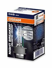 Lampada Lampadina Fari Fanali OSRAM Nigth Breaker Unlimited D4S Xeno Xenon HID