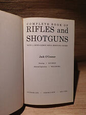 Complete Book of Rifles and Shotguns - Jack O'Connor - 1976 - Hardcover