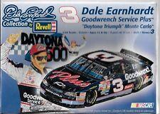 Revell Dale Earnhardt 'Daytona Triumph' Goodwrench Service Plus Monte Carlo 1/24