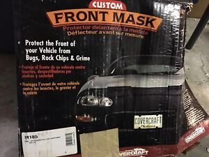 Covercraft Custom Front Mask - Fits All 1982-1984 Subaru EXCEPT Brat