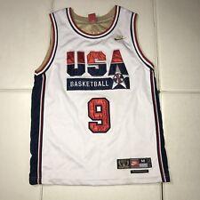 Nike Michael Jordan USA Dream Team #9 Olympic Jersey Youth M
