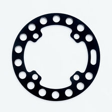 ROCK RING chain Bike Bash Guard, 36t Max, 104mm BCD, 60g, Black, aluminum