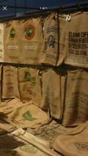 100 Sacchi in juta diverse stampe 70x100 adatte x olive e castagne