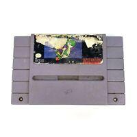 Super Mario World (Super Nintendo, 1991) Authentic - TESTED!!!
