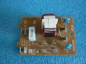 Genuine used Miele Interfer - 7566021-Suppressor- for M8261 Microwave