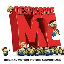 DESPICABLE ME: ORIGINAL FILM SOUNDTRACK CD BEE GEES / PHARRELL WILLIAMS / NEW