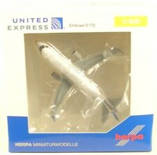 Herpa Wings 1 400 Embraer E170 United Express N644rw 562584 Modellairport500