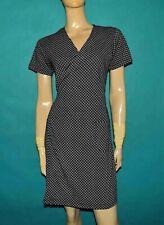robe d'été CLAUDIE PIERLOT portefeuille noire Taille : 2 ou 38/40 TRES BON ETAT