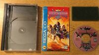 Sega CD Shining Force Video Game Complete in Case, Tested, Near Mint - Rare