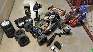 Carson Specter/ Verbrenner /Buggy/ 1:8/ 5ccm /4WD (Set)