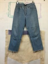 Vintage DKNY high waisted cut off jeans size 12