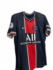Neymar Jr PSG Jersey 20-21 Men's S Soccer Shirt