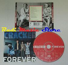 CD CRACKER Forever 2002 holland COOKING VINYL 5060882 mc lp dvd vhs (CS7)