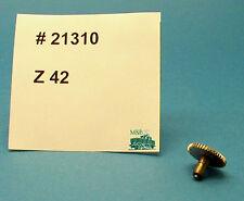 M&B marklin HO 21310 Cogwheel Z 42 zahnrad (3023 3024)