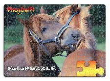 Maxi Puzzle rettangolare cm 100x70 con tua Foto - Regalo Compleanno Anniversario