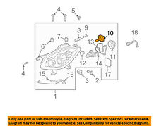 GM OEM-Headlight Headlamp Bulb 25763464