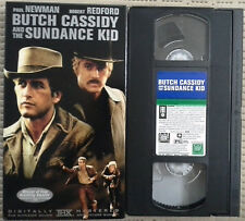 BUTCH CASSIDY AND THE SUNDANCE KID 2000 VHS SP. EDITION WESTERN VG 35% OFF 2+