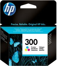 Original HP 300 Colour Ink Cartridge CC643EE NEW