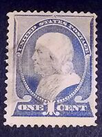 US Sc #212 Used VF